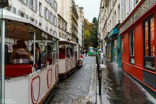 Tren Montmartre