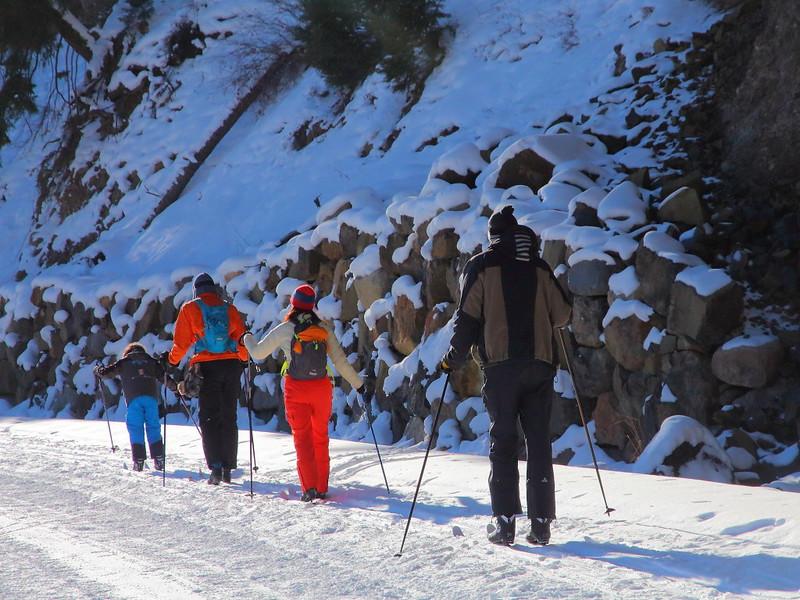 IMG_7831 Tower Fall Ski Trail, Yellowstone National Park