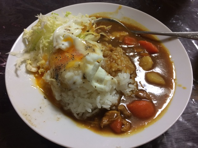 Add spice to Japan style curry