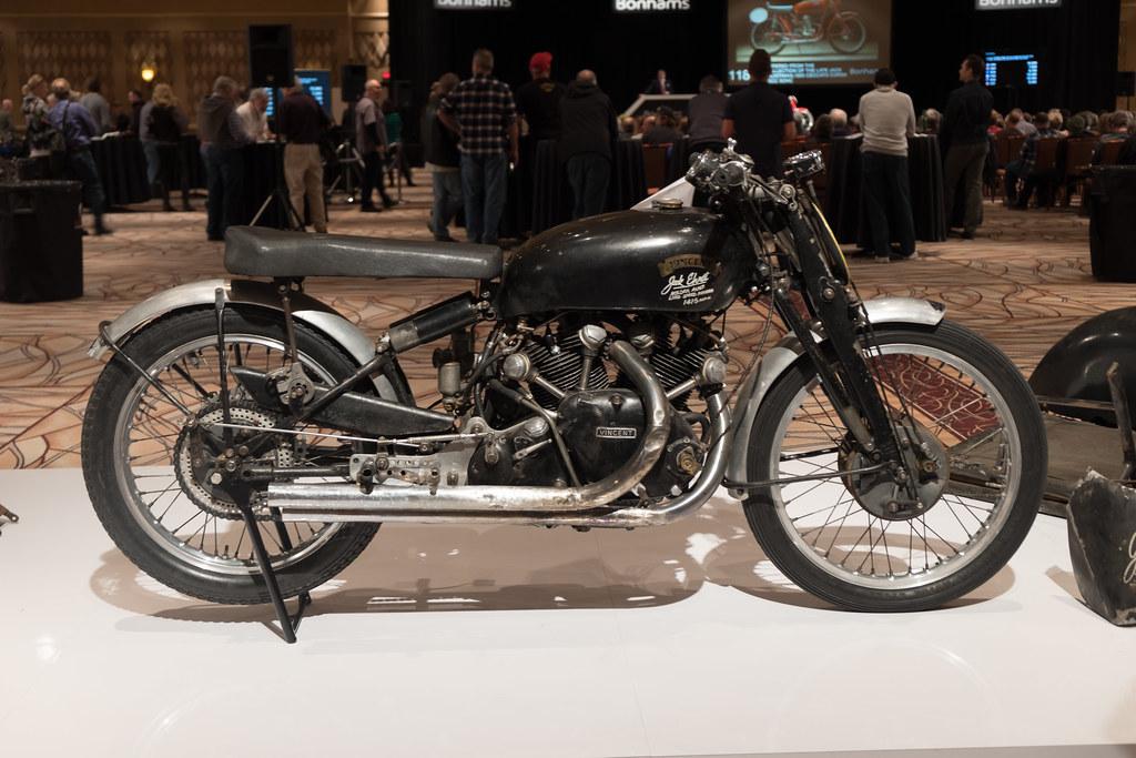 2018-01-25 Bonham's Las Vegas Motorcycle Auction
