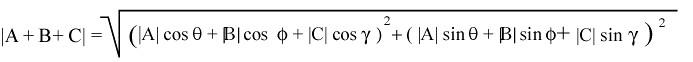 Công thức tính dòng điện chạy qua dây trung tính (N)
