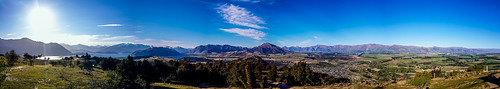 mountain newzealand park scenery south trail views wanaka otago nz
