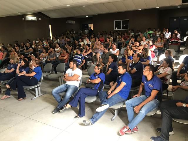 1° Encontro Família Escola da ETE Limoeiro - 2018