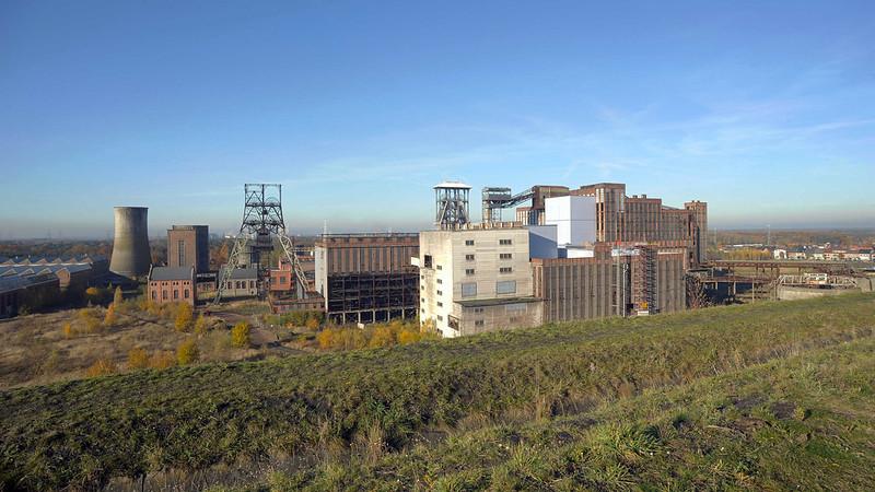 Coal Preparation Plant in Beringen, BELGIUM