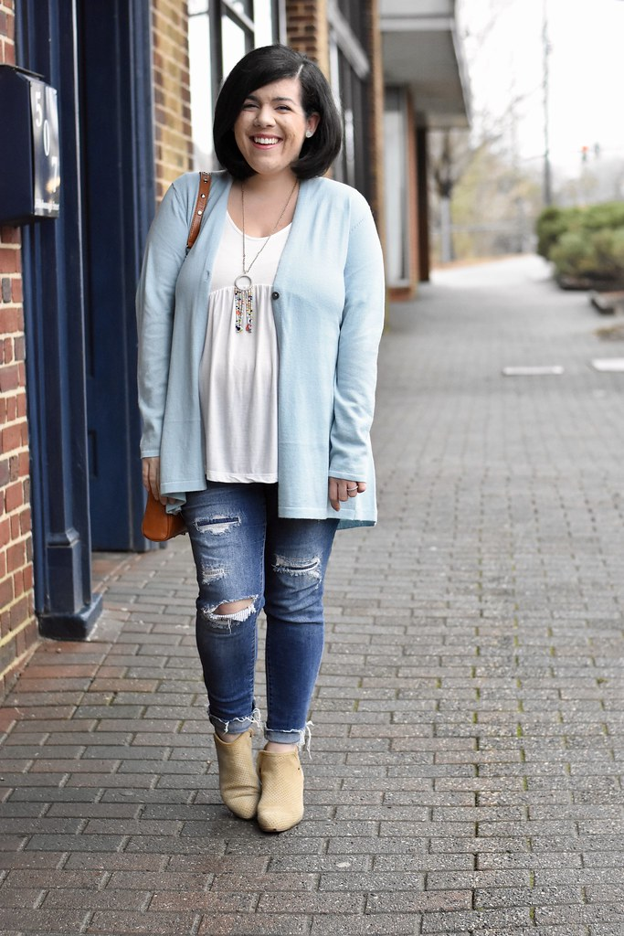 Spring Cardigan-@headtotoechic-Head to Toe Chic