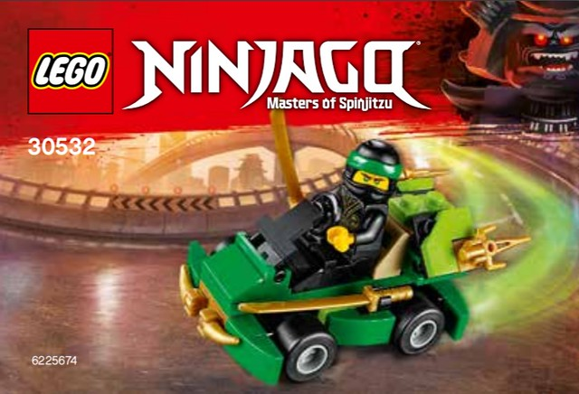 LEGO Ninjago 30532 Turbo