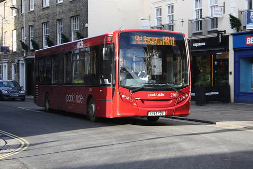Go South Coast 2701 YX64VOB