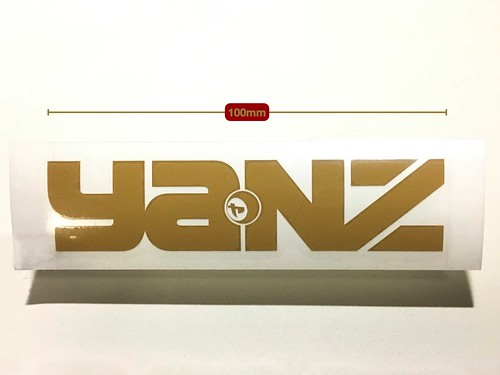 YANZ cutting sticker