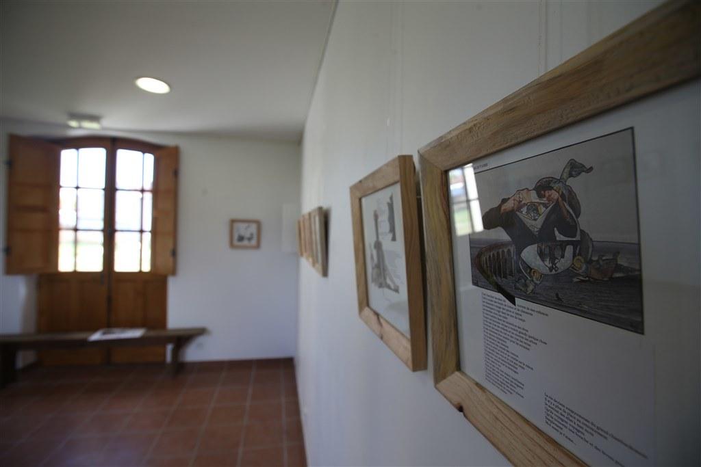 Découvrez La Gare de l'Art à Saint-Paul-en-Born