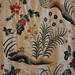 Aston Hall, Birmingham, West Midlands, world room, crewelwork wall hanging, detail