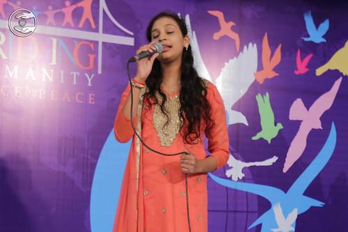 Devotional song by Gitika Lohar from Bhopal