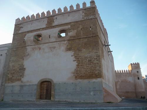 A castle corner