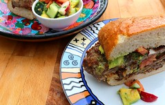 TORTA DE MILANESA DE RES – A DAINTY LITTLE SANDWICH ( NOT ! )