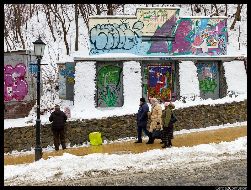 * Kiev, Ukraine