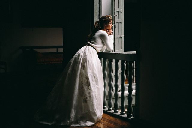 La Champanera blog de bodas - Vestido Rosa Clará - La Mar Studio Foto 2