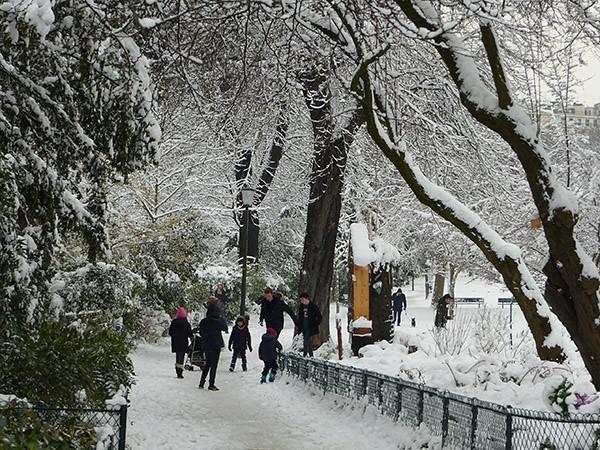 les jardins du Ranelagh