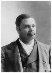 Last African American congressman from Reconstruction era: 1901