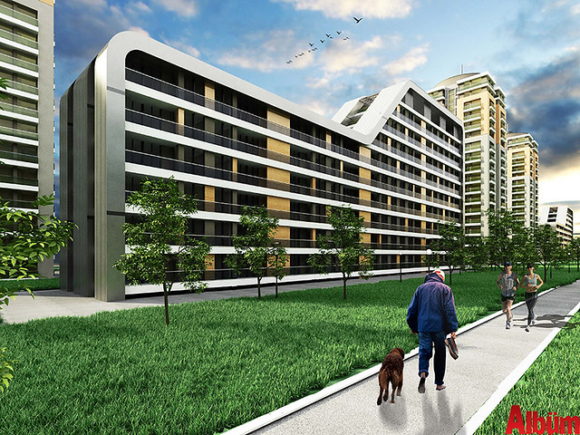 Antalya Büyükşehir Belediyesi Güneş Şehir Projesi -2