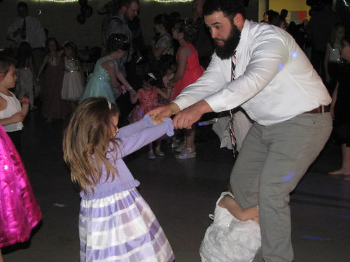 Purcell Public Library 2018 Daddy Daughter Dance