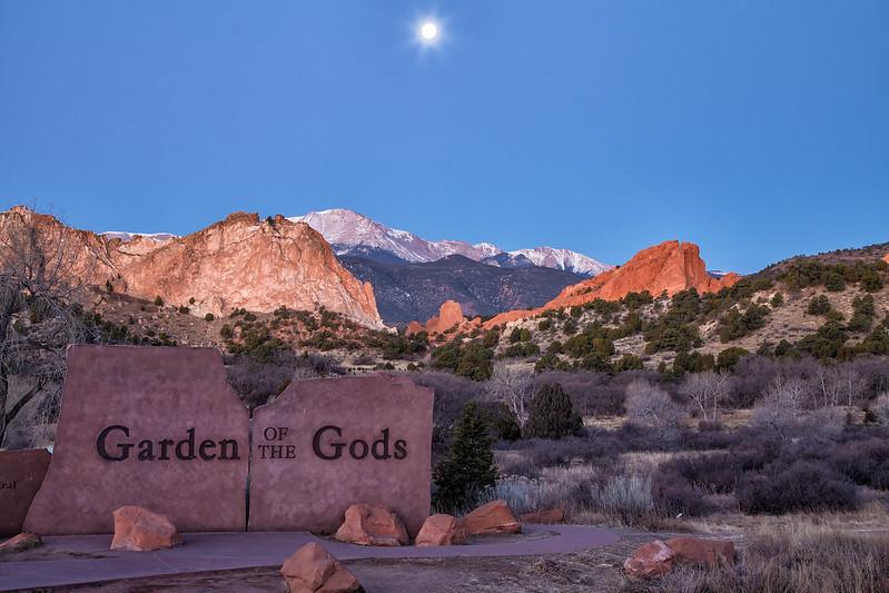 Jardín de los Dioses, Colorado