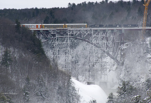 NS 287 New Bridge