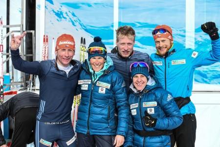 Bauer Ski Team čeká nejtěžší část sezony, na stupně zaútočí hned vsobotu v Seefeldu