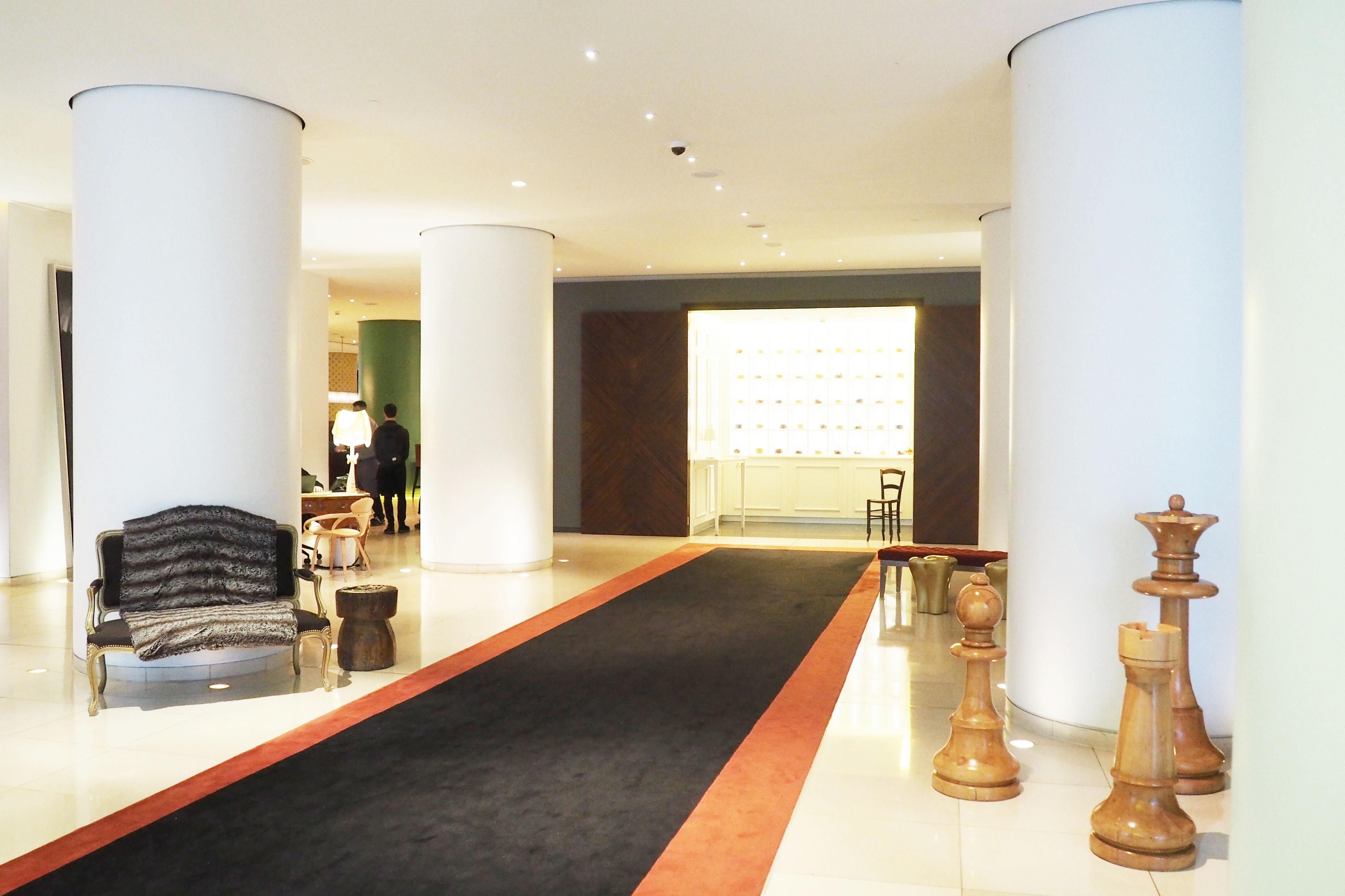 st martins lane hotel lobby