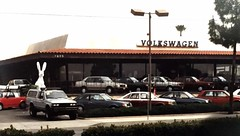 North County Volkswagen dealership, E. Yorba Linda Blvd., Placentia