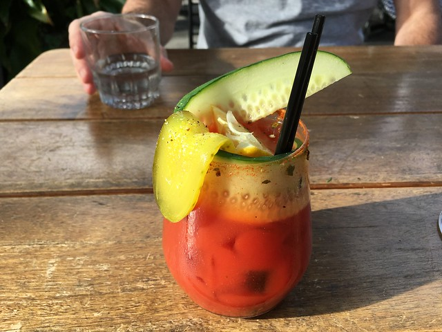 Bloody Mary - Odettes Eatery
