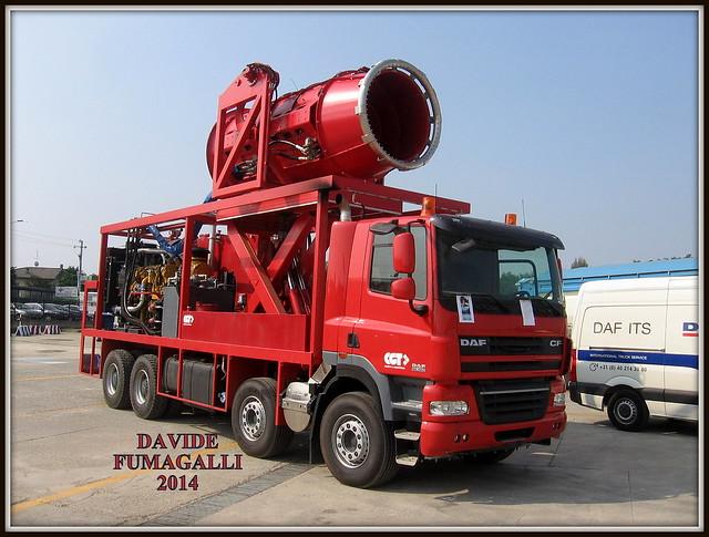 DAF CF85-460, Canon POWERSHOT A520