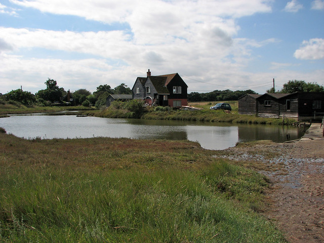 Kirby-le-Soken Quay