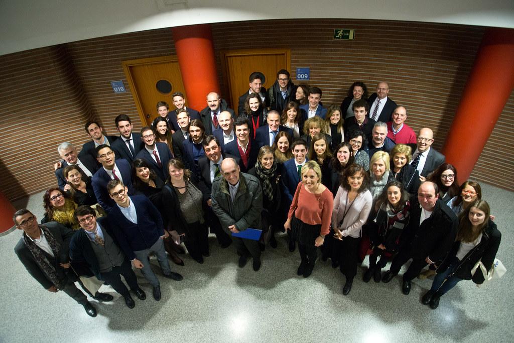 28/02/2018 - Ceremonia de clausura de la quinta edición del Máster en International Business (MIB) de Deusto Business School