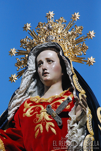 VIRGEN DE LOS DOLORES AÑO 2011