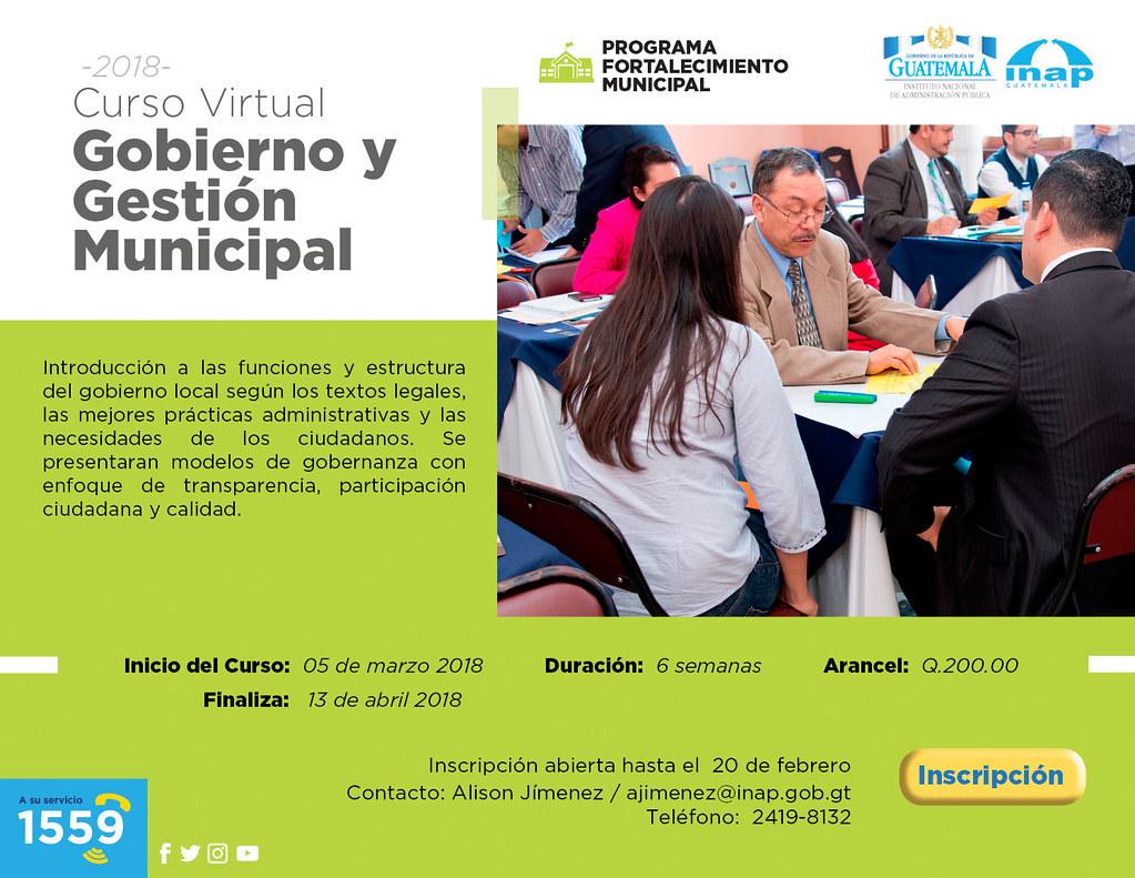 15 Gestion Gobierno Municipal