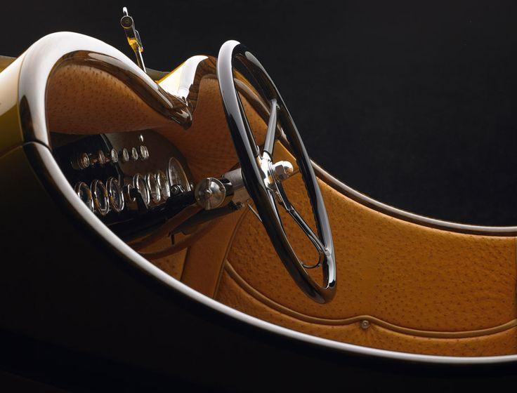 1934 Voisin C27 Grand Sport Cabriolet