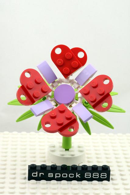 Heartlake Flower