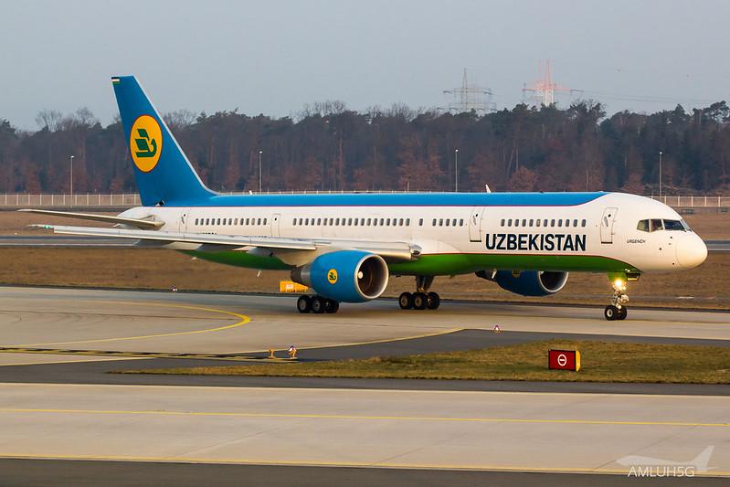 Uzbekistan Airways - B752 - UZ75701 (4.2)