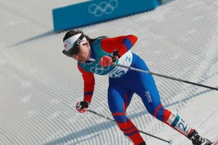 Beroušková zakončila olympiádu 23. místem na třicítce klasicky