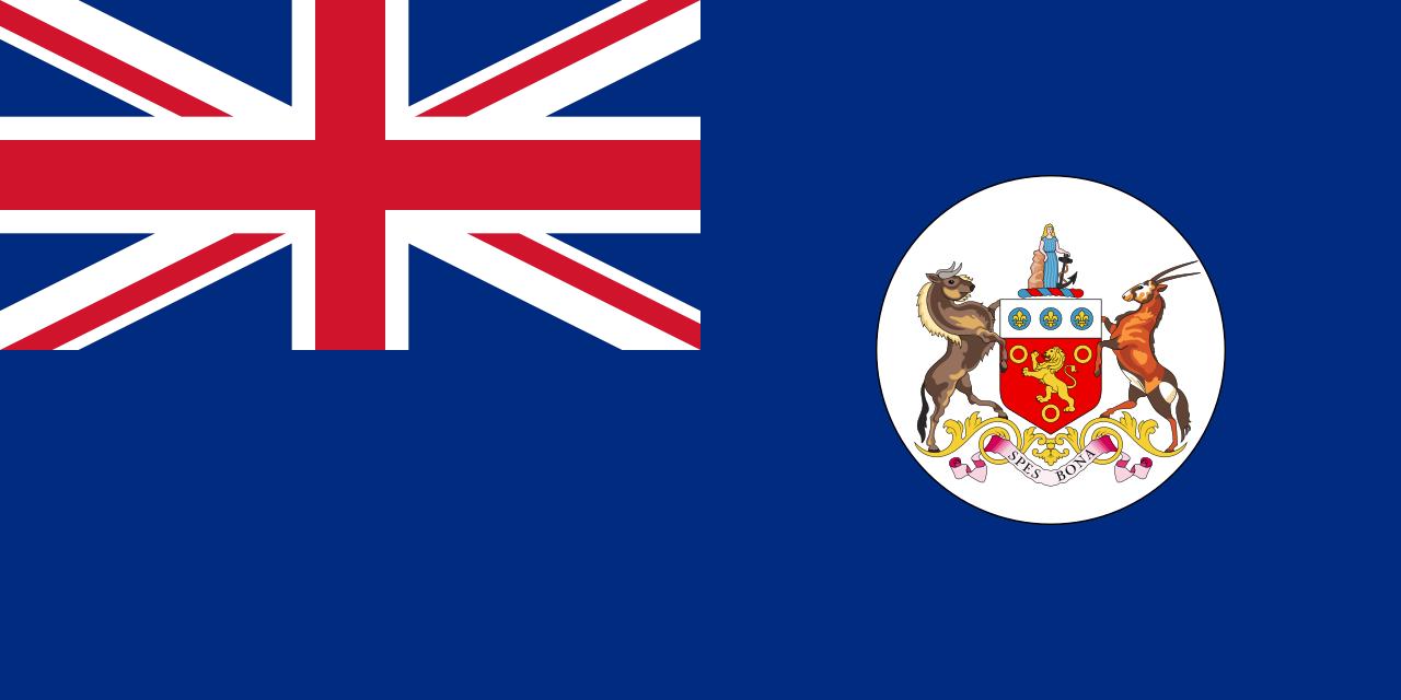 Cape Colony flag (1876-1910)