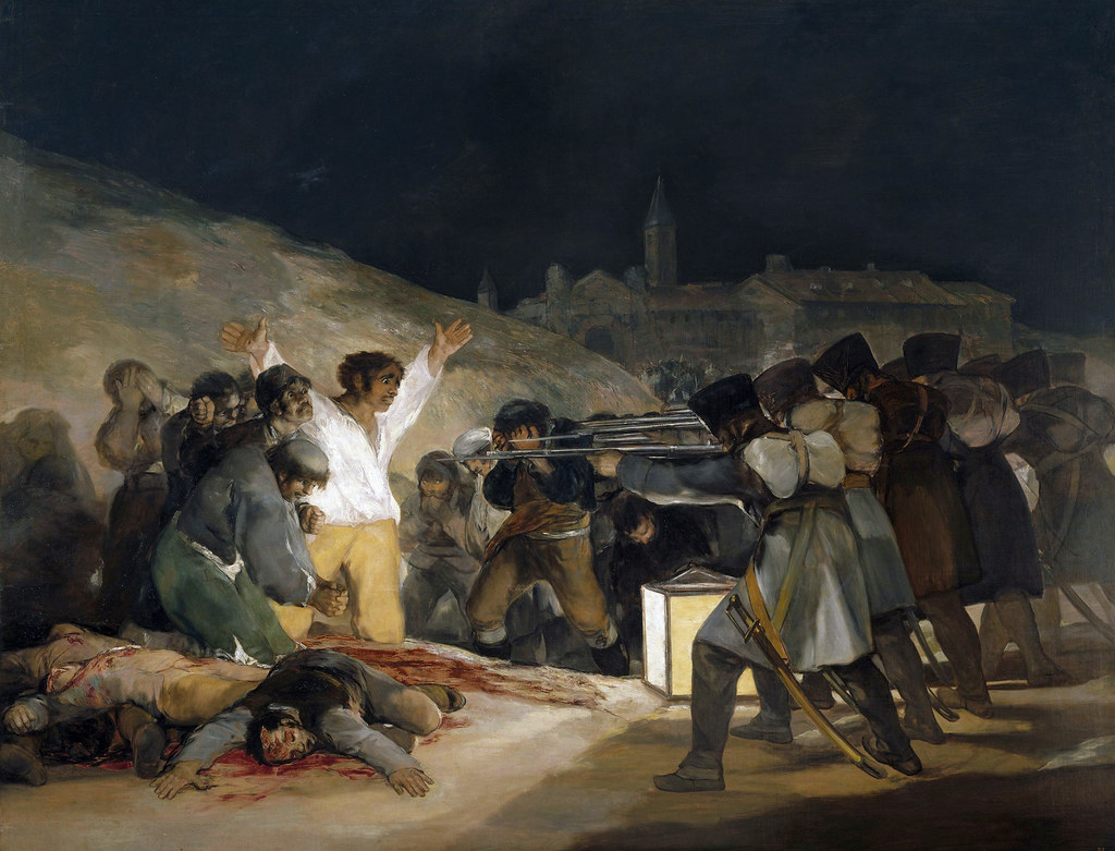 Rasstrel Goya