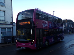Uno ADL Enviro 400 MMC 286 YY64 GXG on route 19A to UoN Park Campus