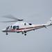 GZ100 A109 RAF LHR
