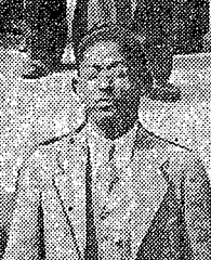 Activist and reporter Frederick C. Weaver: 1934
