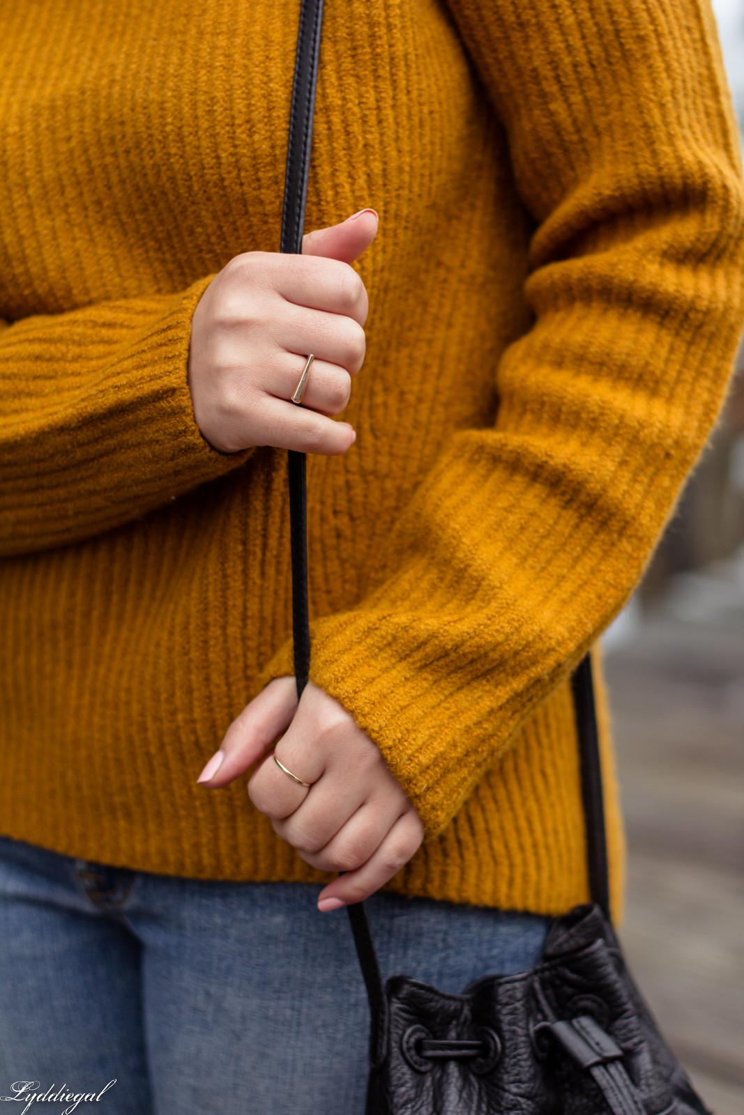 orange sweater, fringe bag, fur trimmed mules-20.jpg
