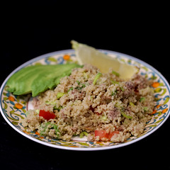 Couscous Tuna salad