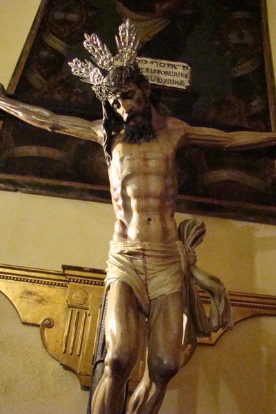Pro-Hermandad de la Asociación de Fieles del Santísimo Cristo del Buen Fin.