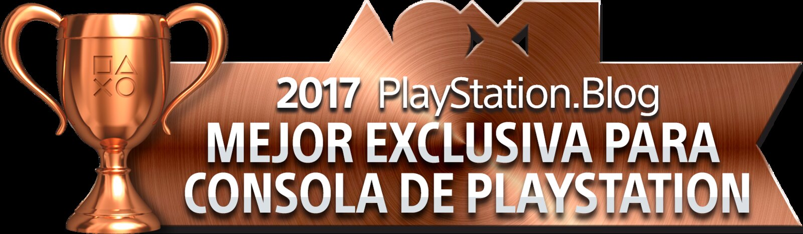PlayStation Blog Game of the Year 2017 - Best PlayStation Console Exclusive (Bronze)