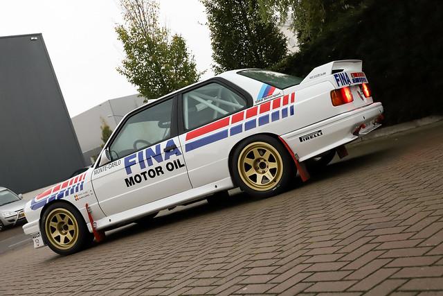BMW M3 - Erwin Keller