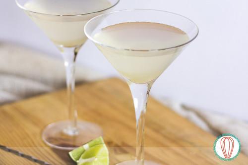 Happy Hour: White Cosmopolitan
