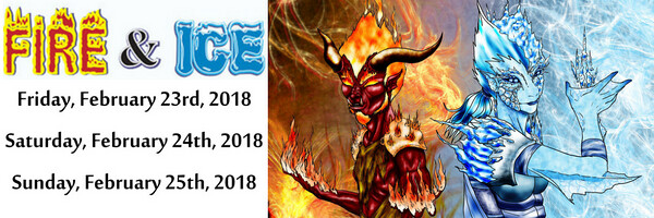 2018 Fire & Ice Convention
